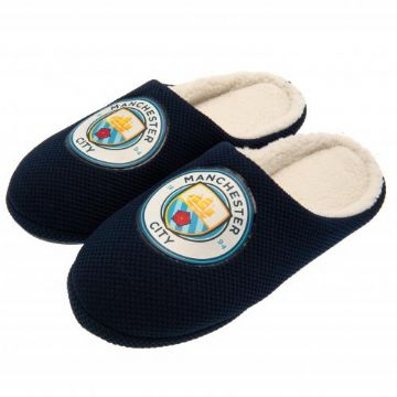Manchester City Slippers / Mules - Size 9/10